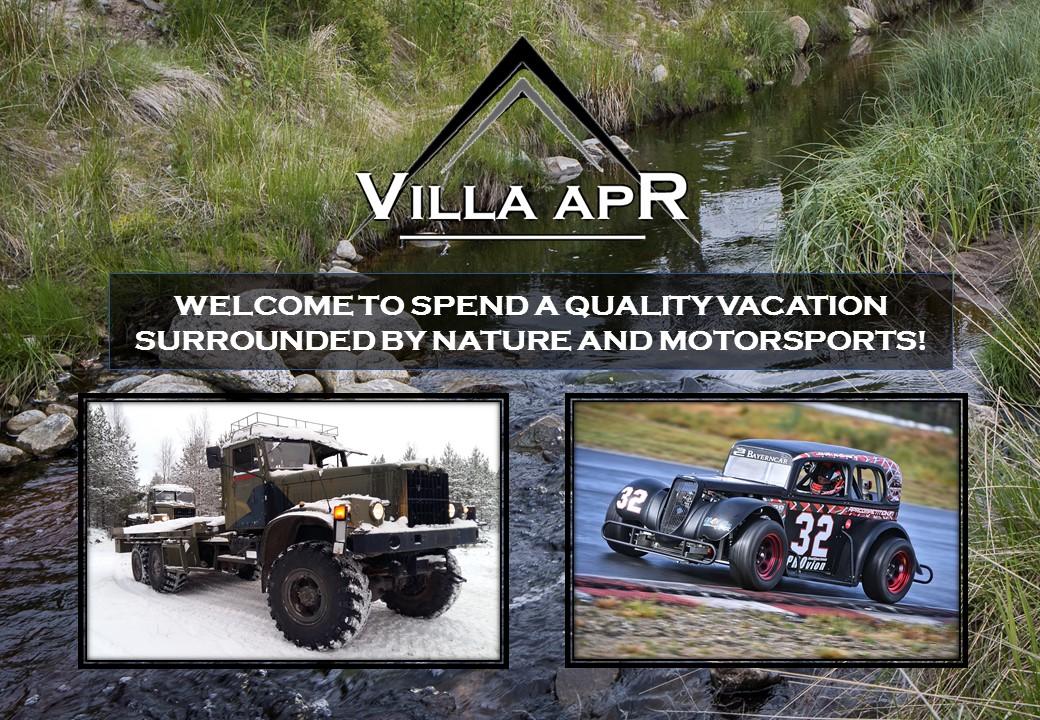 Rental villa Villa APR